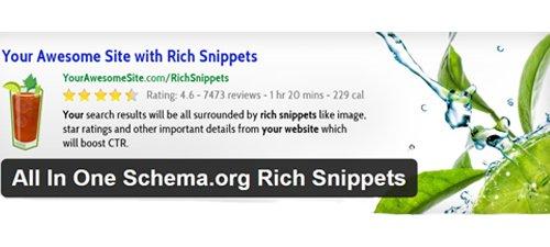 all in one schemaorg richsnippets - WordPress SEO Eklentileri ve SEO Ayarları