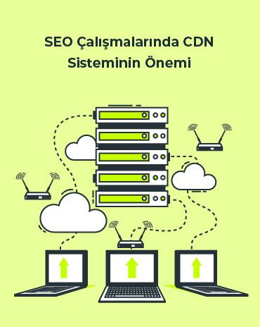 SEO Çalışmalarında CDN Sisteminin Önemi