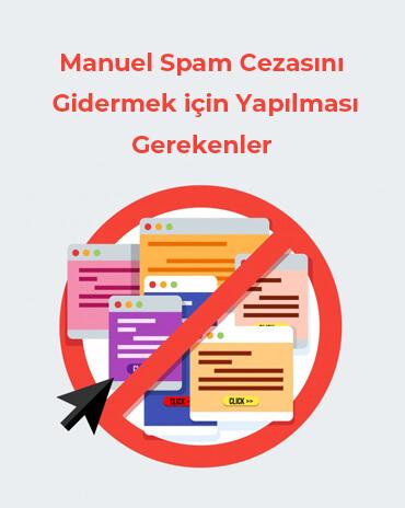 Manuel Spam Cezasını Gidermek için Yapılması Gerekenler