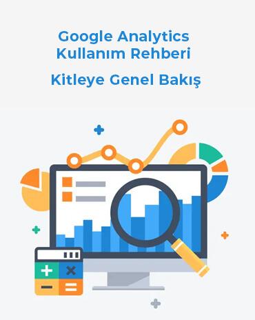 Google Analytics Kullanım Rehberi - Kitleye Genel Bakış