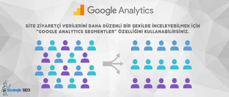 Google Analytics Kullanım Rehberi – Gelişmiş Segmentlerin Kullanımı