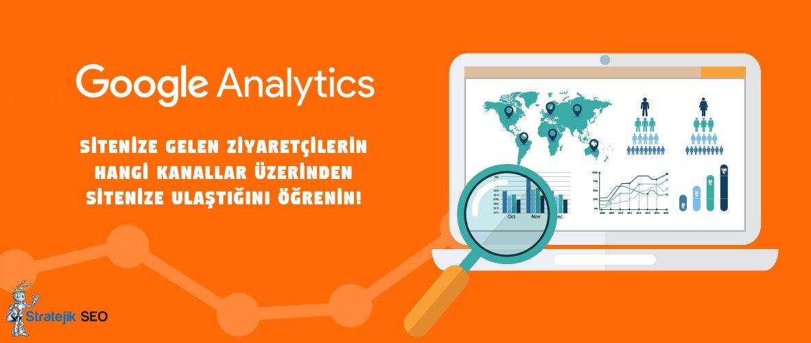 google analytics ziyaretci - Google Analytics Kullanım Rehberi - Edinmeye Genel Bakış