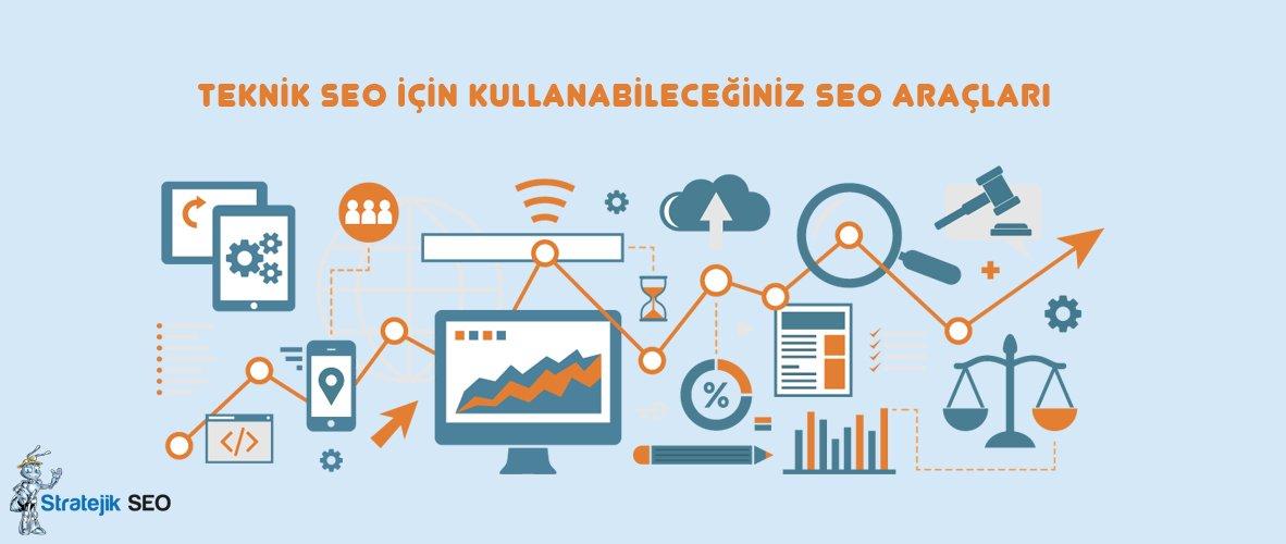 teknik seo araclari blog - Teknik SEO için Kullanabileceğiniz SEO Araçları