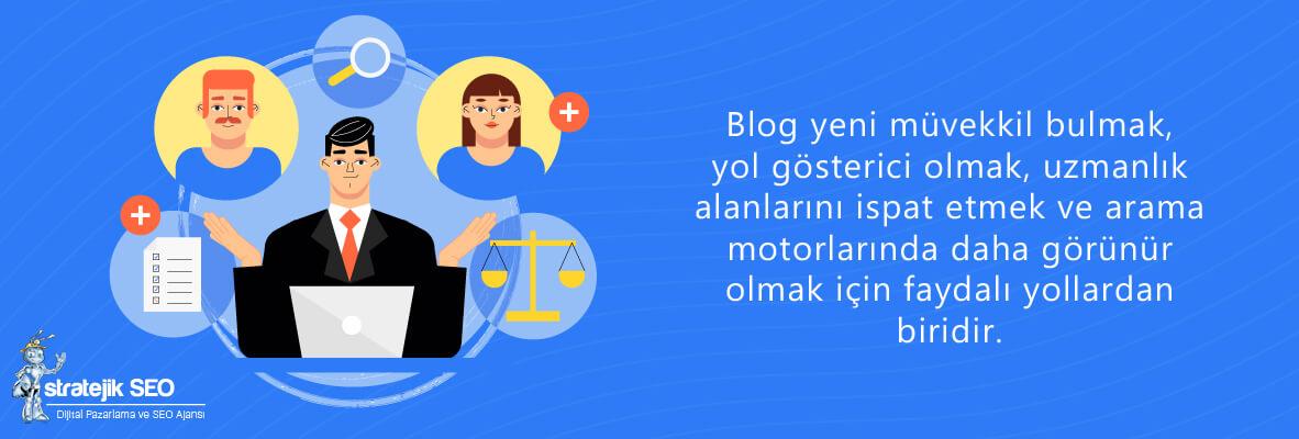 Avukatlar için SEO ve Dijital Pazarlama Stratejileri