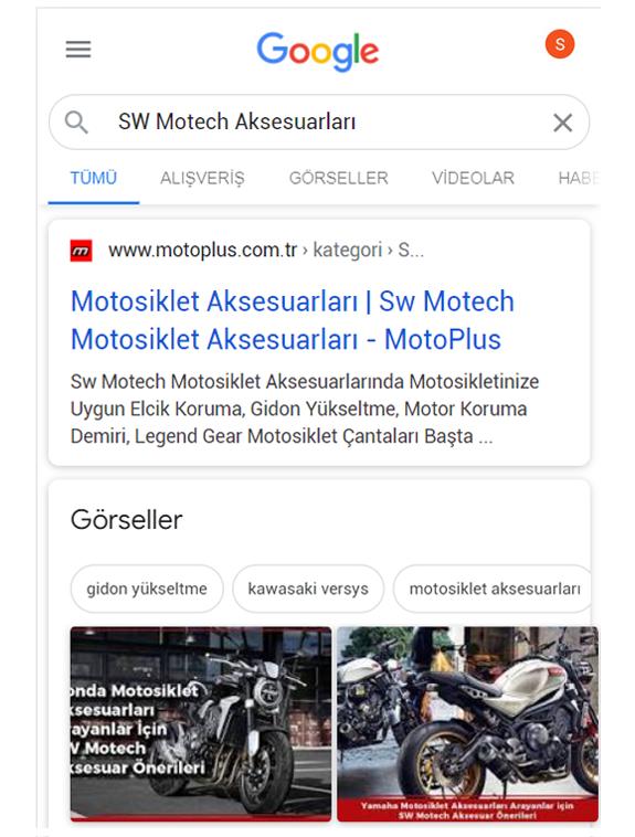 MotoPlus SEO Başarı Hikayesi