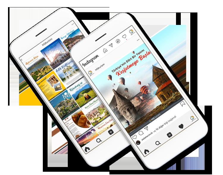 HFD Turizm Sosyal Medya Başarı Hikayesi