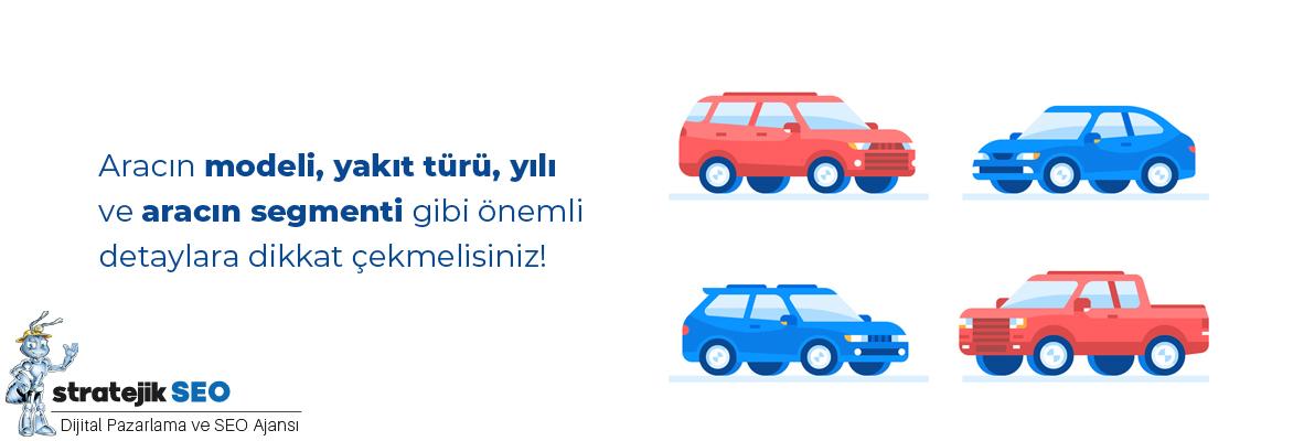 Rent a Car Firmaları İçin SEO ve Dijital Pazarlama Stratejileri
